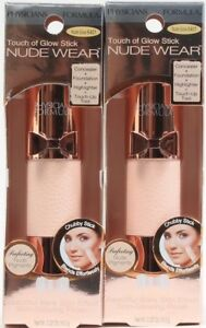 2 Physicians Formula 6401 Nude Glow 4 In 1 Touch Of Glow Skin Perfecting Stick