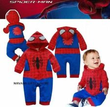 Superheroes Rompers (0-24 Months) for Boys