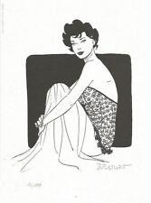 Philippe Berthet – Pin Up – ex libris n° 11