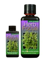 Growth Technology Herb Focus (With Seaweed) 100ml 300ml Growing Nutrient