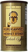 Mehmet Efendi Turkish Coffee 17.6 Oz., New, Free Shipping