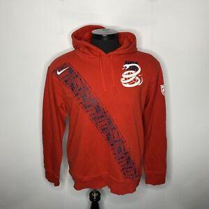 Nike USMNT National Team Soccer World Cup USA Sweatshirt Hoodie
