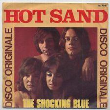VINILE 45 giri - THE SHOCKING BLUE - Venus - Hot sand