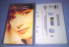 BEVERLEY CRAVEN WOMAN TO WOMAN cassette tape single