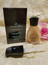 VINCENT LONGO-WATERPROOF FORMULA-LIQUID CANVAS-DEW FINISH-FOUNDATION-WARM BEIGE4
