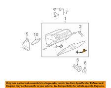Pontiac GM OEM 06-08 Grand Prix Glove Compartment Box-Handle Latch 15823913