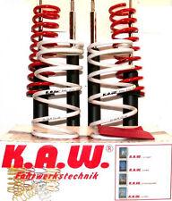 Sportfahrwerk mit KAW-Federn passend für BMW E34 Limo. + Touring ca. -60/20mm