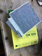 Mann Filter CUK 1829 Innenraumluft für RENAULT DACIA Innenraumfilter