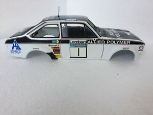 1/18 FORD ESCORT MK2 SUNSTAR RALLY SHELL for MODIFIED,TUNING,DIORAMA