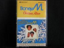 Boney M. Christmas Album. Cassette Tape. 1981. Made In Australia.