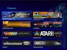 Modded Original XBOX Hi-Def 20K+ Games: NES, SNES, N64, Sega, PS1, Atari, 500GB