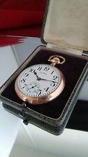 1931 Illinois Pocket Watch. 16 Size.Beautiful Condition.Watch Box.Free Shipping.