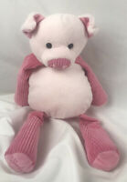 Scentsy Buddy Penny the Pink Pig 2010 Plush Stuffed Retired 15'' No Scent Pak
