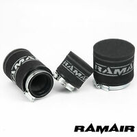 RAMAIR Lambretta Scooter - Performance Race Twin Layer Foam Pod Air Filter 65mm