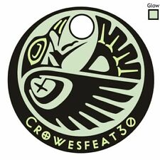 Pathtag  10149  -   Crow   -geocaching/geocoin *Retired-Hidden in Gallery*