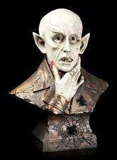 Vampire Bust - The Count - Decorative Figurine Fantasy Gothic Daemon Monster