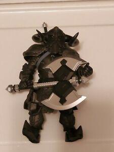 MYTHIC LEGIONS Bronze Dwarf Legion Builder Figure
