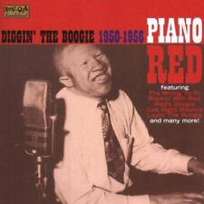 Piano Red - Diggin' The Boogie 1950-1956 - Piano Red CD HWVG The Cheap Fast Free