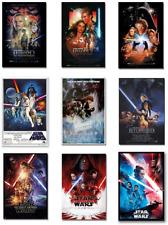 Star Wars Saga Movie Episodes Season 1-9 Complete Dvd Set Collection Brand New