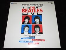 The Beatles Ready Steady Go  Special Addition  LaserDisc Laser Disc LD