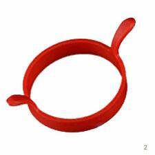 herramienta de la cocina DIY anillo de cocina moldes de silicona ronda panqueque