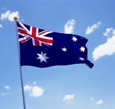 New listing National Australia Flag Maple Leaf Banner Polyester Grommets 3x5 Ft Flags 150cm