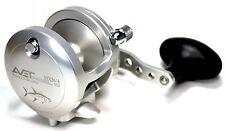 Avet MXJ6/4 Silver Lever Drag Conventional Reel!