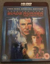 Blade Runner (HD DVD, 2007, 2-Disc Set, Disc 1 - Final Cut / Disc 2 - Making Of