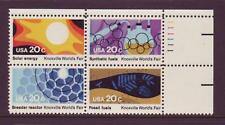 #2006-2009 KNOXVILLE FAIR. WHOLESALE LOT OF (20) MINT PLATE BLOCKS. F-VF NH!