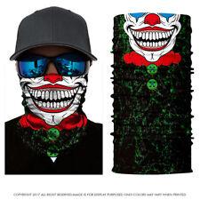 Maschera Teschio diversi colori Maschera Biker più caldi TUBO Balaclava CS Scheletro