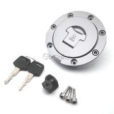 Fuel Gas Tank Cap Cover Lock Key Fit Honda CBR 600 F4 F4i 900 929 954 RR CBR250