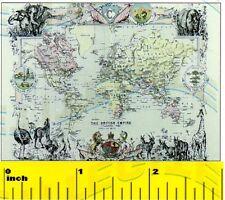 story british empire map  eBay