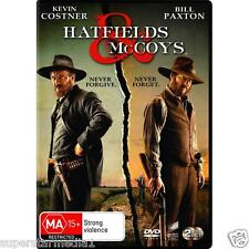 Hatfields And McCoys : NEW DVD