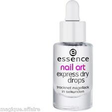 GOUTTES SéCHAGE EXPRESS POUR VERNIS A ONGLES 8ml - ESSENCE Express Dry Drops