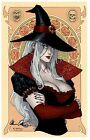 LADY DEATH ART PRINT COVER H ORTIZ COVER Signed by BRIAN PULIDO