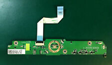 PULSANTE ON OFF PCB SCHEDA + FLAT ACER ASPIRE 5920 5920G ORIGINALE COMPLETA