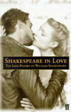 """""""AS NEW"""" Shakespeare in Love: Love Poetry of William Shakespeare, Shakespeare, W"""