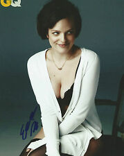 GFA Mad Men-Peggy Olson Elisabeth Moos Signiert 8x10 Foto MH2 Coa