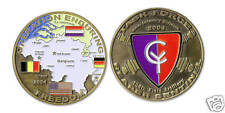 Reaper Sentry® Coin peacekeeping mission