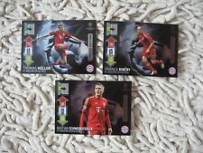 CHAMPIONS LEAGUE 2012/13 PANINI ADRENALYN  LIMITED SET  BAYERN 12/13