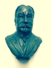 President William Taft Br 00004000 Onze Statue Franklin Mint Presidential Bust 1977