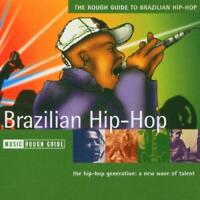 The Rough Guide To Brazilian Hip-Hop - Various (NEW CD)