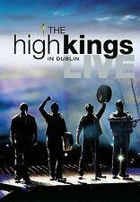 The High Kings: Live in Dublin (DVD, 2008) NEW