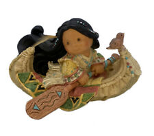 """Friends Of The Feather """"Maiden Voyage"""" 1998 Enesco Figurine 475319 with Box"""