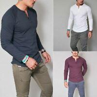 Camisa de hombre Moda Camiseta de manga larga Camisas casual Ropa lujo hombres