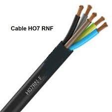 Cable souple ho7rnf 5g2.5mm²  couronne de 15 mètres