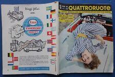 QUATTRORUOTE N° 40 - 5 - 1959 FIAT 1100 LUSSO