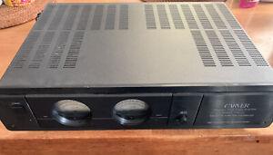 Vintage Carver TFM-25 Power Amplifier