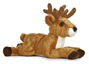 """8"""" Mini Flopsie Deer Soft Stuffed Animal Plush"""