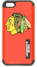 Forever Collectibles NHL Dual Hybrid iPhone 5/5S Rugged Case Chicago Blackhawks